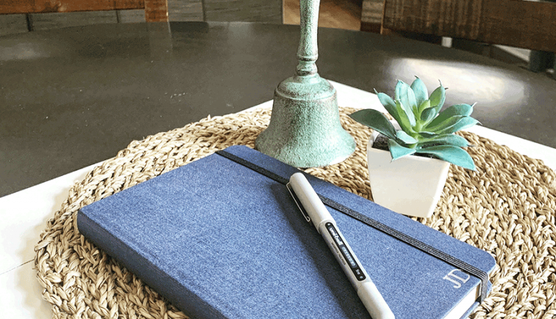 how to get started with bullet journaling