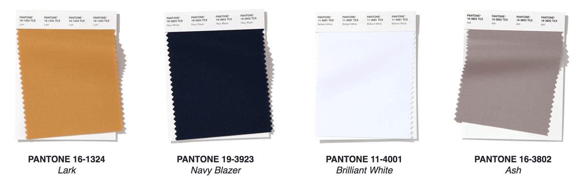 neutral tones for pantone palette 2020