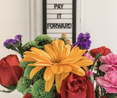 pay it forward the more than moms kindness event Batavia IL