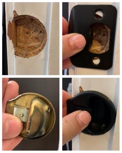 door hacks for old doors
