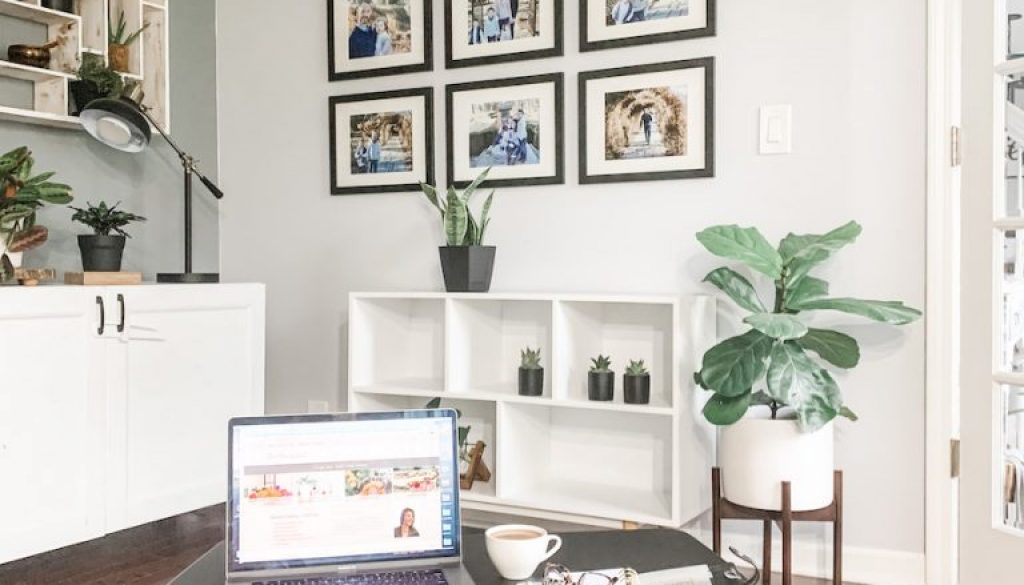 standing desk riser sit stand move for home office