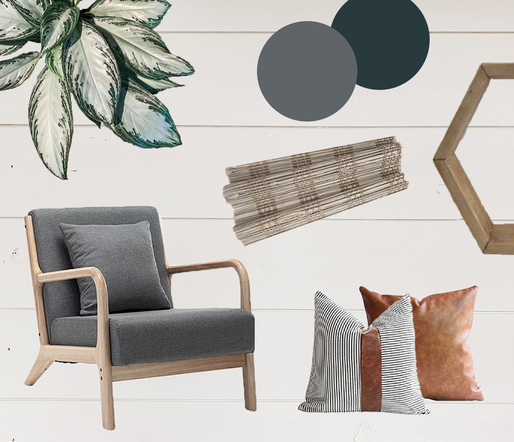 mood board for master bedroom makeover the one room challenge week one