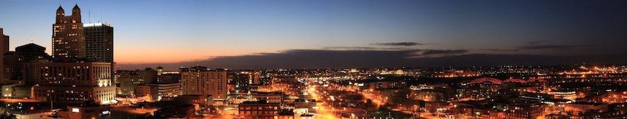 kansas city MO downtown skyline views